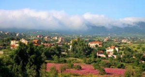 village de Tamassit en Kabylie Algérie