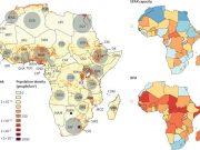 La pandémie en Afrique : Graphisme